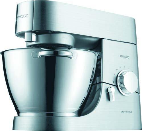 Kuchenmaschine Kmc 053 On Pack Chef Titanium Event Angebote